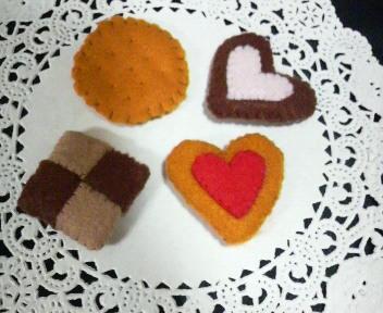 クッキー4<br />  種♪