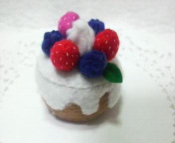 こてこてケーキ(>_<)