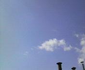 いつか、この曇り空わって…